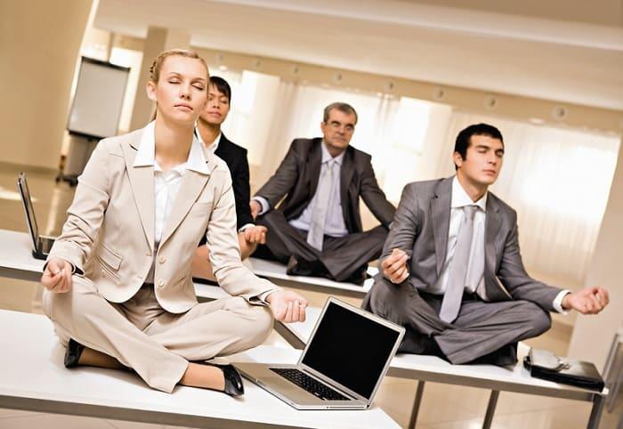 медитация на работе инструмент для расслабления