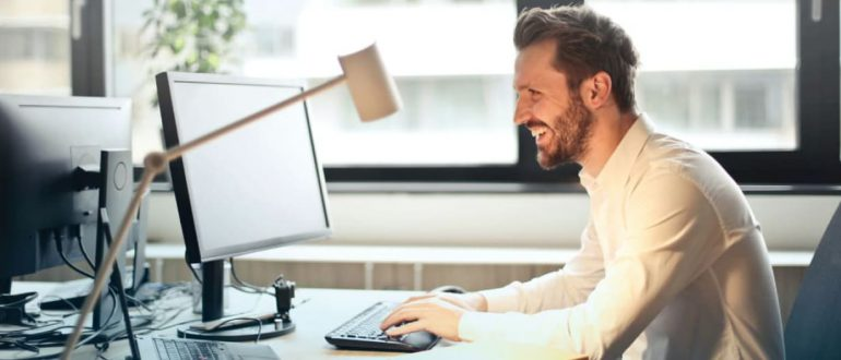 работа за компьютером без вреда для здоровья