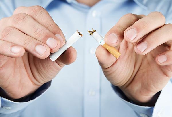 курение негативно влияет на кожу