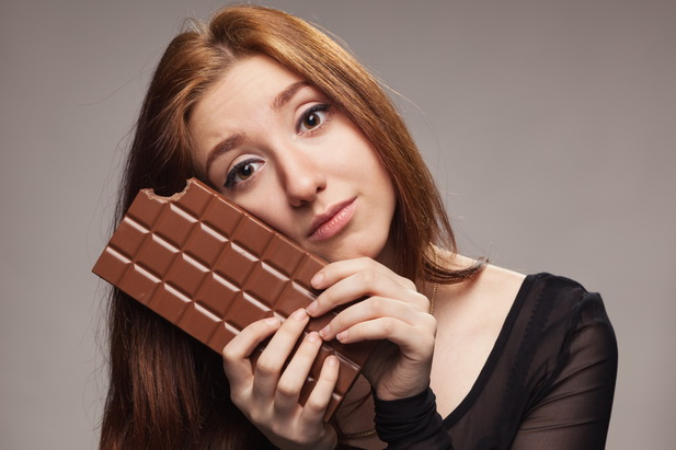 Постоянно хочется шоколада
