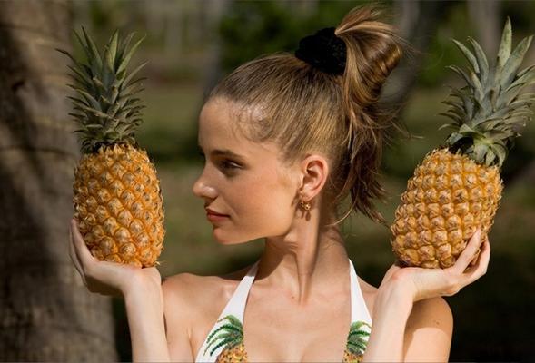 выбираем ананас правильно!