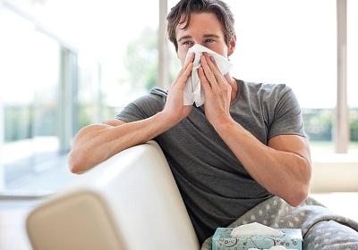 аллергия - дефицит воды в организме