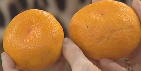 фунгициды на мандаринах