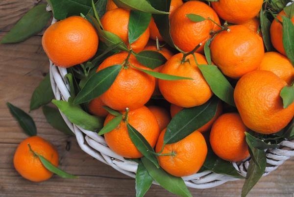 мандарины клементин