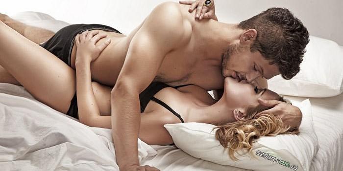 Секс для здоровья. Топ 10 - в чем польза секса?