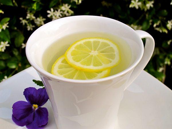 вода лимоном для беременных