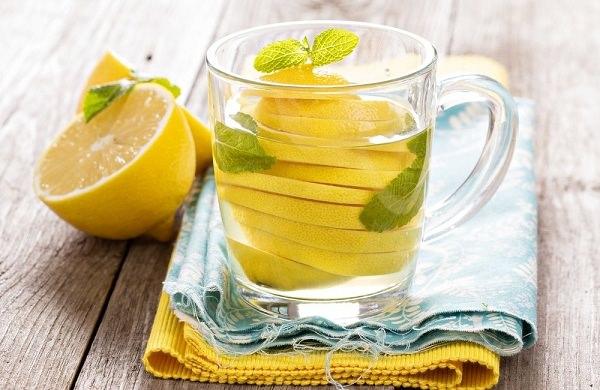 вода с лимоном польза для организма