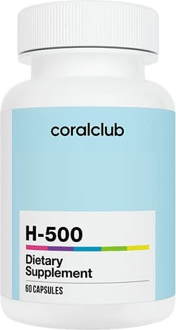 антиоксидант Н-500 коралловый клуб