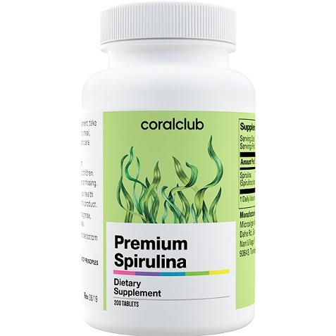 Cпирулина - натуральная суперпища!