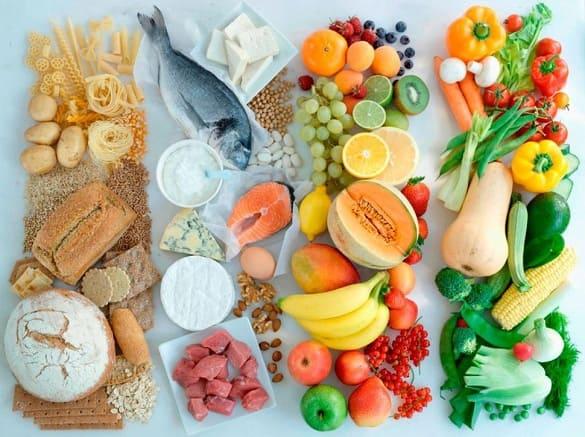12 базовых правил раздельного питания