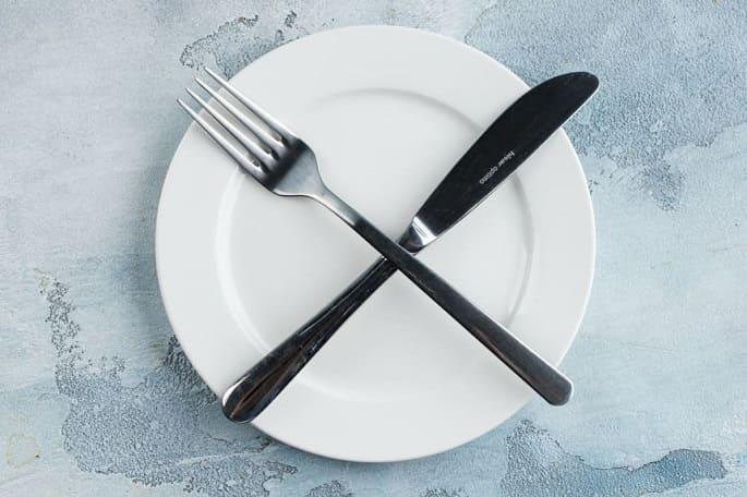 очищающее голодание детокс