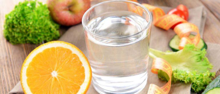 щелочная вода за 10 минут