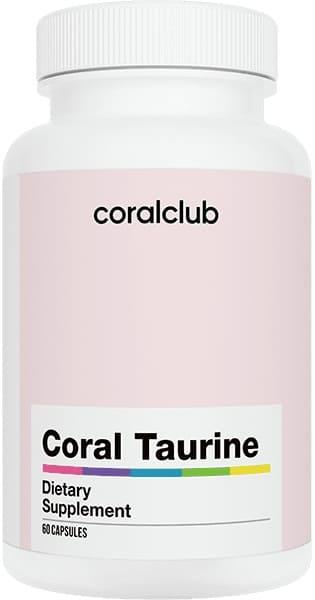 Таурин коралловый клуб
