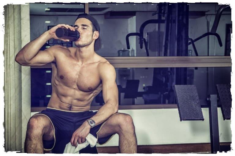 как пить протеин